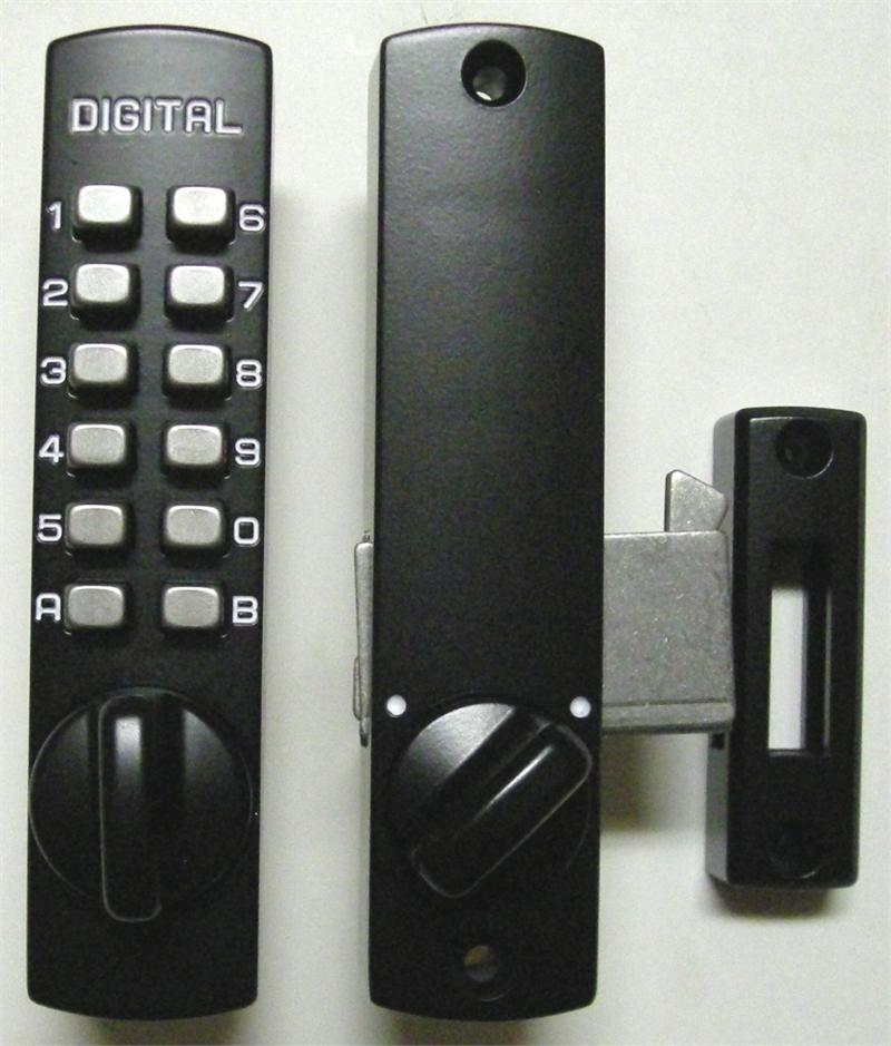 Lockey C150 Keyless Mechanical Digital Cabinet Or Sliding