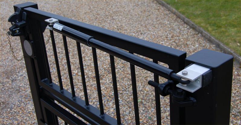 Lockey Hydraulic Gate Closer Tb600 Heavy Duty