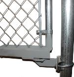 Lockey TB-950LINX Chainlink Gate Closer Mounting Kit