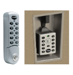 Electronic Cabinet and Locker Locks