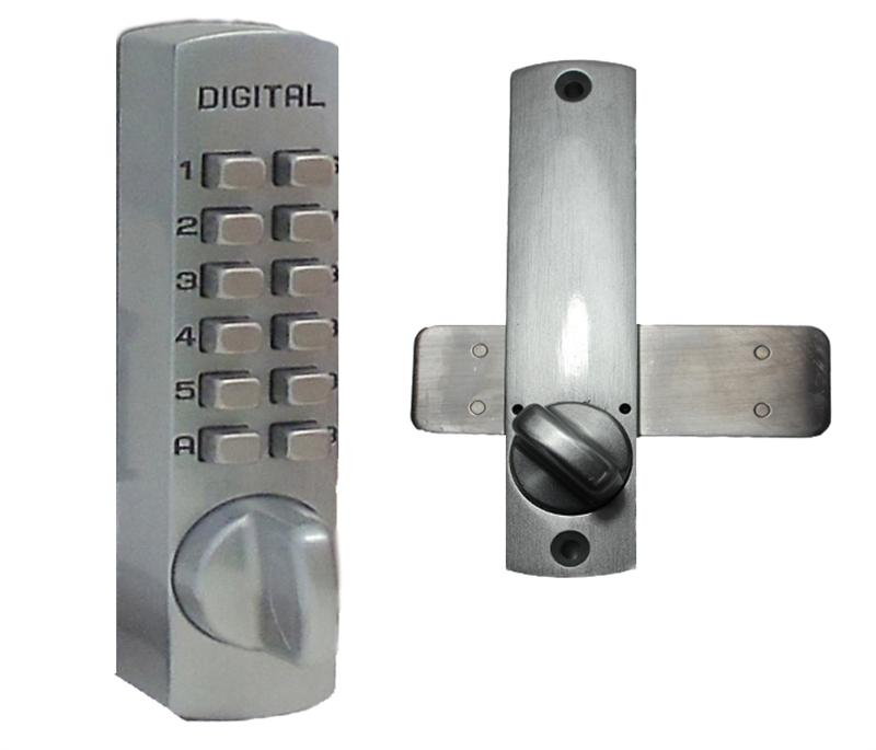Lockey C120 Keyless Mechanical Digital Cabinet Or Door Lock