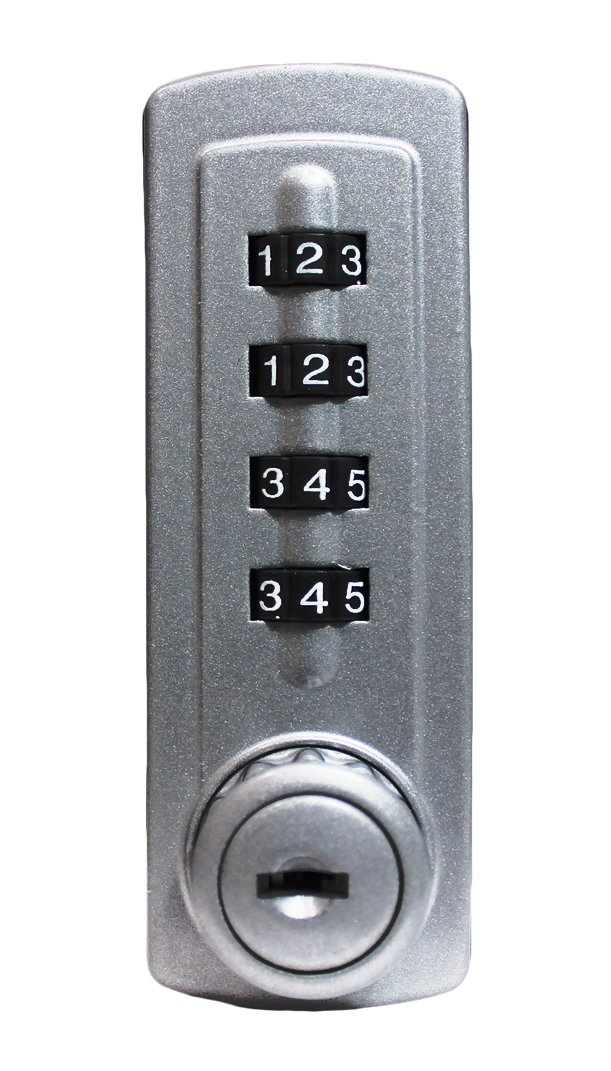 Lockey GM270 Gemini Mechanical Keypad Cabinet Lock