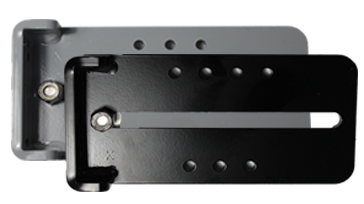 Lockey Panic Shield Strike Bracket