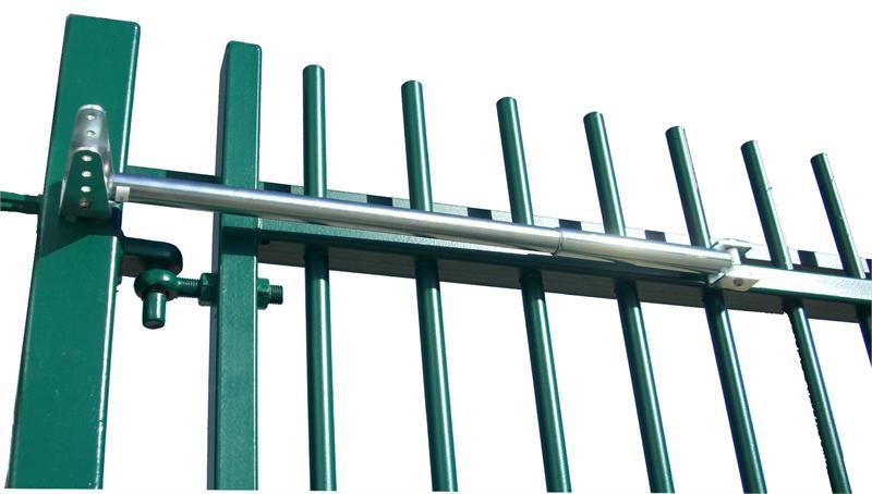Lockey TB-650 Black Adjustable Hydraulic Gate Closer