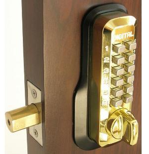 Lockey M210DC Antique Brass Lockey M210DC Bright Brass