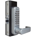 Lockey 2985 Keyless Mechanical Digital Adams Rite Style Latch Door Lock