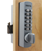 Lockey C150 Keyless Mechanical Digital Cabinet or Sliding Door Lock