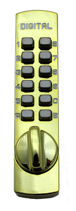 Lockey C150 Bright Brass