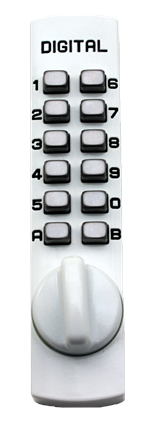 Lockey C150 White