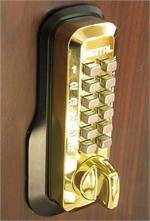 Lockey M230DC Bright Brass