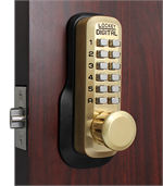 Lockey M230SB Satin Brass