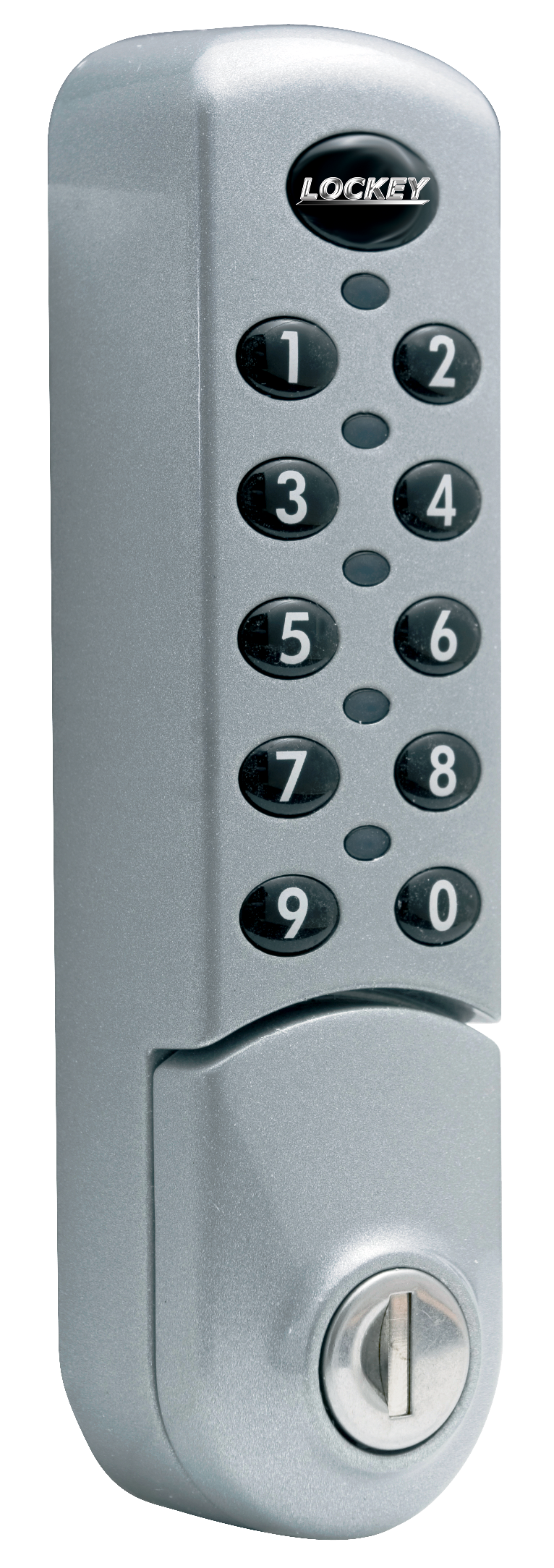 Lockey EC-780 Vertical Keyless Electronic Cabinet or Locker Lock
