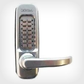 Heavy Duty Keyless Locks